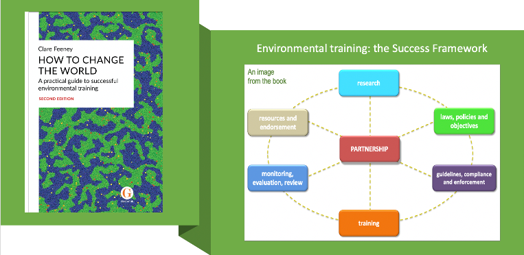 Clare Feeney's Success Framework for great environmental training