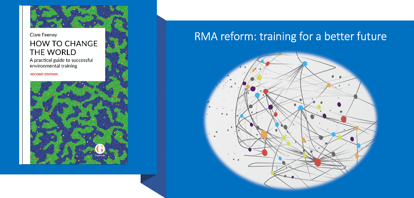 10 top training tips for the best outcomes from RMA reform